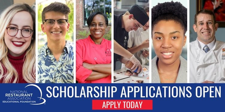 Scs, banner image of the Restaurant Association call for scholarship applications