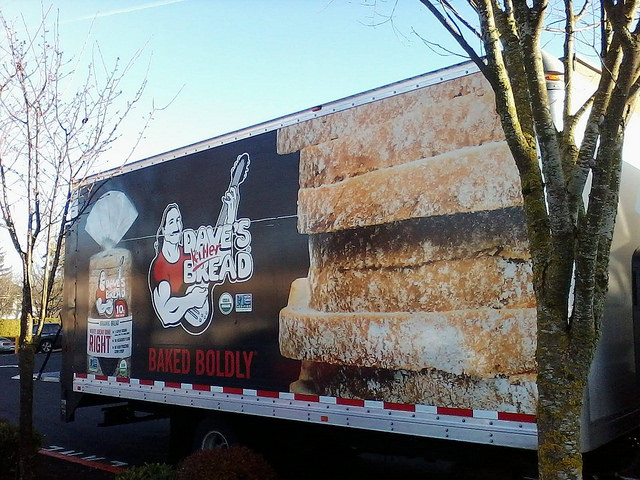 Dave's Killer Bread Truck