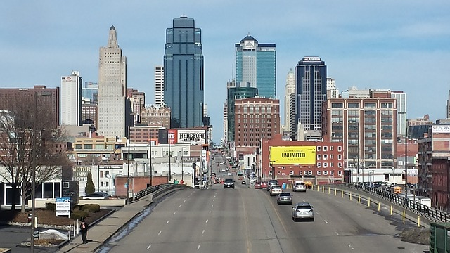 Image of downtown Kansas City, Missouri