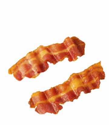 Supply Chain Scene, image of 2 strips of bacon